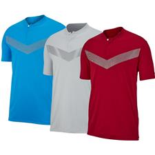 Nike Men's TW Dri-Fit Vapor Reflective Bold Polo