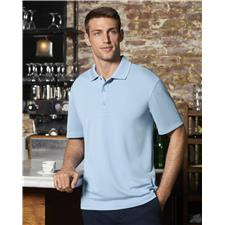 Prim + Preux Men's Smart Polo