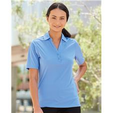 Prim + Preux Custom Logo Women's Dynamic Y-Neck Sport Shirt