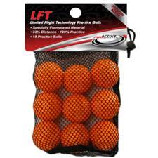 ProActive LFT Practice Balls - 18 Count with Mesh Bag