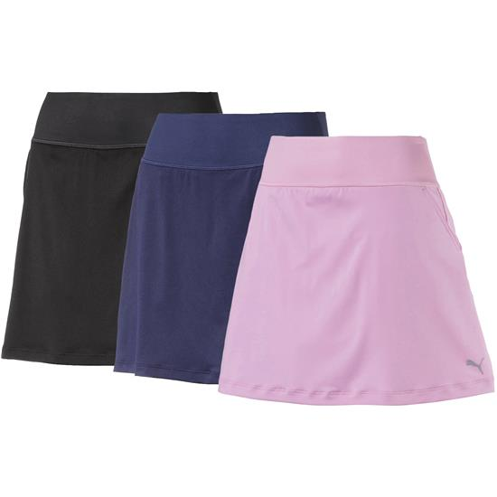 Puma Pwrshape Solid Knit Skirt for Women