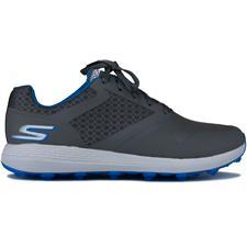 Skechers Charcoal-Blue Go Golf Max Golf Shoe