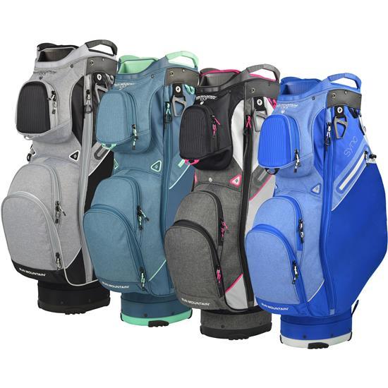 Sun Mountain Sync Cart Bag for Women