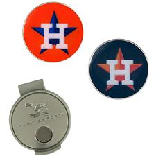 Team Effort Hat Clip with Ball Markers
