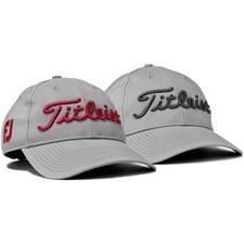 Titleist Men's Tour Performance Grey Collection Hat