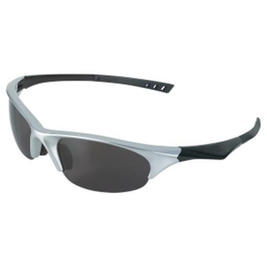 Tour Eyewear Closeout Silver Logo Sunglasses