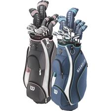 Wilson Right Magnolia Complete Cart Set for Women