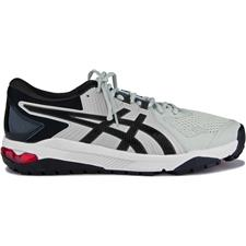 ASICS Grey-Black-Red Asics Gel-Course Glide Golf Shoes