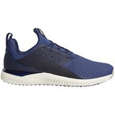 Adidas Tech Indigo-Silver Metallic-Collegiate Navy Adicross Bounce 2 Golf Shoes