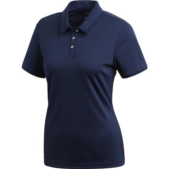 Adidas Performance Short Sleeve Polo for Women