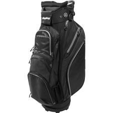BagBoy Chiller Cart Bag - Black-Charcoal-Silver
