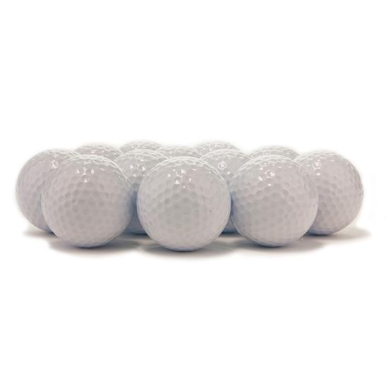 Blank Golf Balls