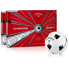 Callaway Golf Chrome Soft Truvis Suits Golf Balls - 2 Dozen