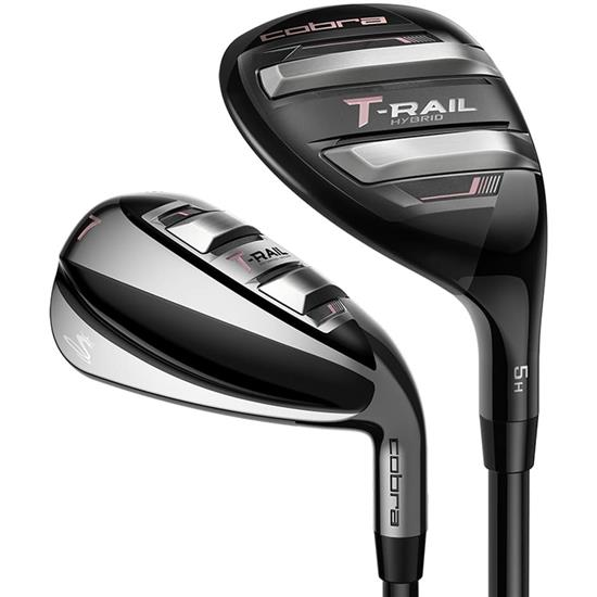 Cobra T-Rail Iron-Hybrid Set for Women