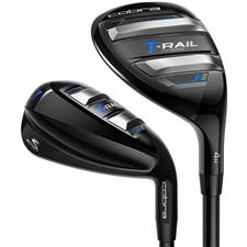 Cobra Left T-Rail Iron-Hybrid Set