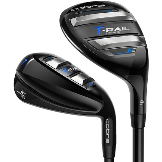 Cobra T-Rail Iron-Hybrid Set