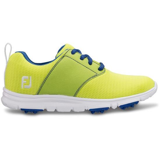 FootJoy Men's enJoy Golf Shoes for Juniors