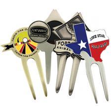 Logo Golf Custom Logo Custom Cast Divot Tool