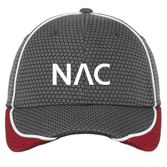 Logo Men's New Era® Hex Mesh Cap