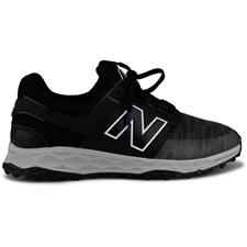 New Balance Black Fresh Foam Links Spikeless Golf Shoe