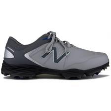 New Balance Grey-Blue Striker Golf Shoe