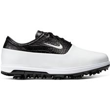 Nike White-White-Black Air Zoom Victory Tour Golf Shoes