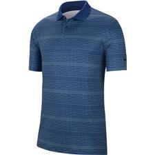 Nike Blue Void-Blue Void Dri-Fit Vapor Print Polo