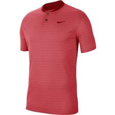 Nike Sierra Red-Pure-Sierra Red Dry Vapor Textured Bold Polo