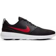 Nike Black-University Red-White Roshe G Golf Shoes - 2020 Model