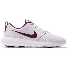 Nike Barely Grape-Villain Red-White Roshe G Golf Shoes for Women - 2020 Model