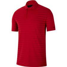 Nike Gym Red-Black-Black Oxidized TW Dry Novelty Polo