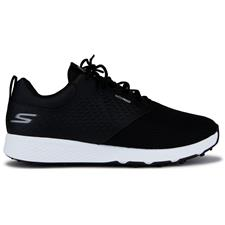 Skechers Black-White Go Golf Elite V.4 Prestige RF Golf Shoe