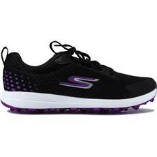Skechers Black-Purple Go Golf Max Fairway 2 Golf Shoe for Women