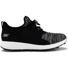 Skechers Black-White Go Golf Max Rover Golf Shoe