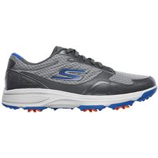 Skechers Charcoal-Blue Go Golf Torque Sport Golf Shoe