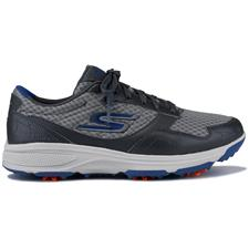 Skechers Men's Go Golf Torque Sport Golf Shoe -  Charcoal-Blue - 12 Medium