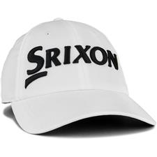 Srixon Men's Unstructured Core Hat - White-Black