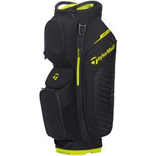 Taylor Made Cart Lite Personalized Bag 2020 Model - Black-Neon Lime
