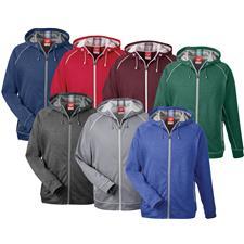 Team 365 Custom Logo Excel Performance Fleece Jacket