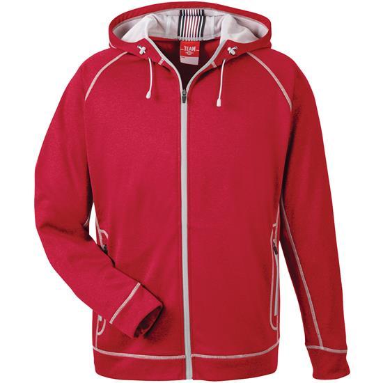 Team 365 Men's Excel Performance Fleece Jacket