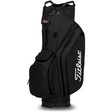 Titleist Cart 14 Lightweight Personalized Cart Bag - Black