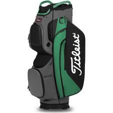 Titleist Cart 15 Cart Bag - Graphite-Green-Black