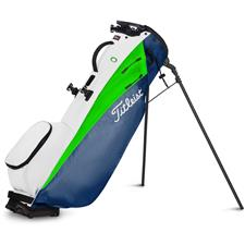 Titleist Players 4 Carbon Stand Bag - Navy-Apple-White