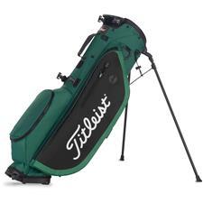 Titleist Players 4 Stand Bag - Green-Black