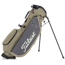 Titleist Players 4 Stand Bag - Khaki-Charcoal