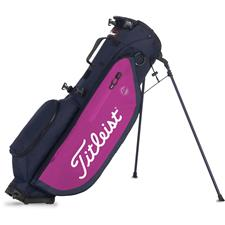 Titleist Players 4 Golf Bag - Navy-Magenta