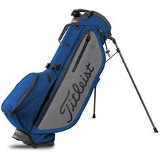 Titleist Players 4 Plus Stand Bag - Process Blue-Charcoal-Black