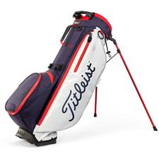 Titleist Players 4 Plus Stand Bag - Stars and Stripes