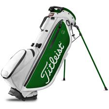 Titleist Players 4 Plus Stand Bag - White-Green