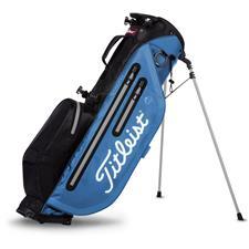 Titleist Players 4 StayDry Stand Bag - Process Blue-Black-Grey